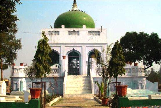 Dargah Shah Abban Badr Chishti